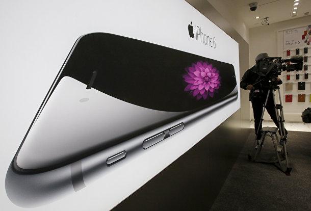 Первый день продаж Apple iPhone 6 и 6 Plus в Токио