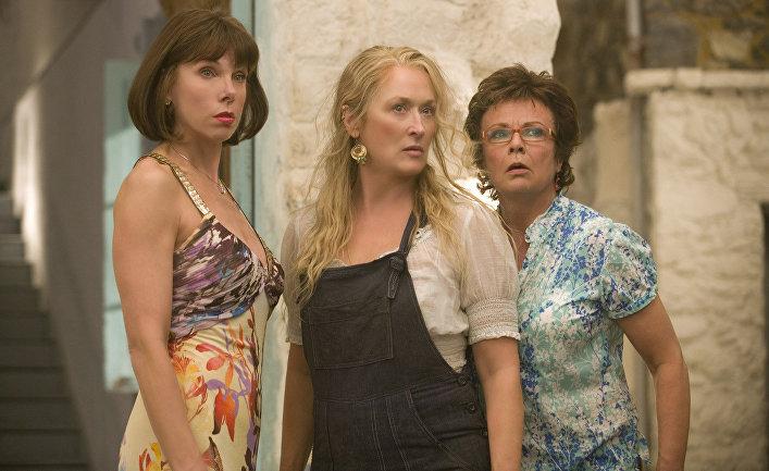 Кадр из фильма Mamma Mia!
