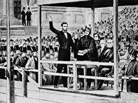 Церемония инаугурации Авраама Линкольна, 1861