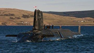 """Подводная лодка """"Викториэс"""", Королевский ВМФ, Великобритания"""