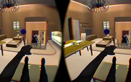 Виртуальная реальность против страха смерти