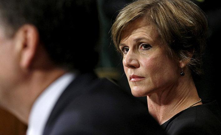 Генпрокурор Салли Йейтс