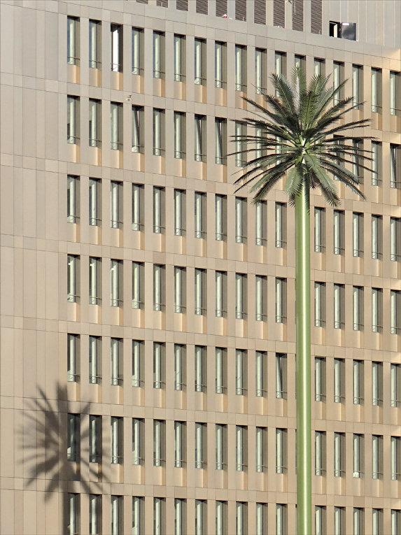 Штаб-квартира Федеральной разведывательной службы (БНД) Германии в Берлине