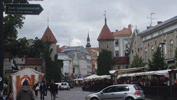 Города мира. Таллин. Эстония