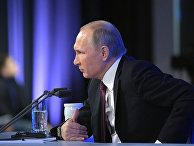 Путин: Экология останется важнейшей составляющей работы руководства страны