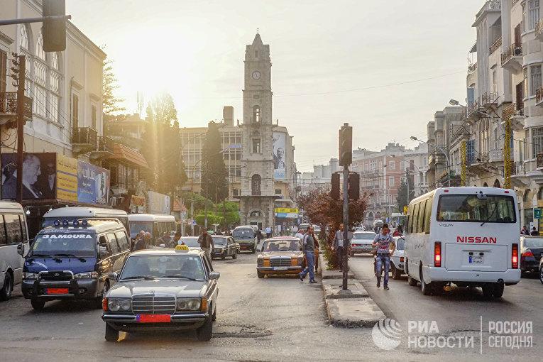 Гражданская война в Сирии - проблемы в Ливане