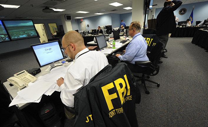 Сотрудники нью-йоркского офиса ФБР