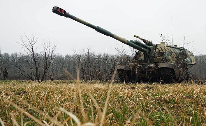Военные учения в Краснодарском крае