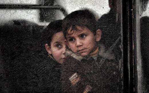 Невинные жертвы войны