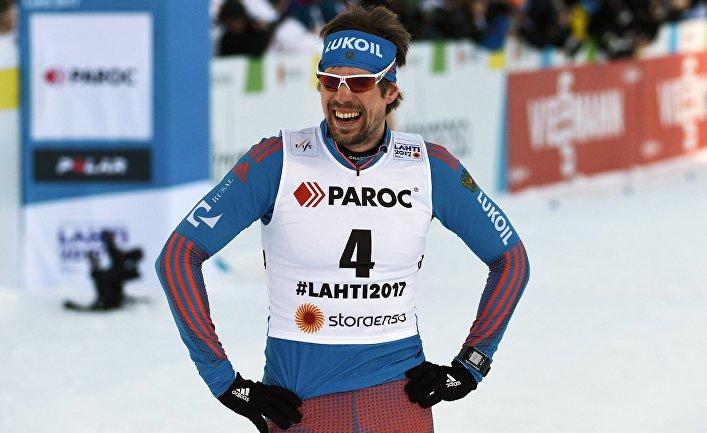 Лыжные гонки. Устюгов считает, что не имеет права участвовать в командном спринте на чемпионате мира