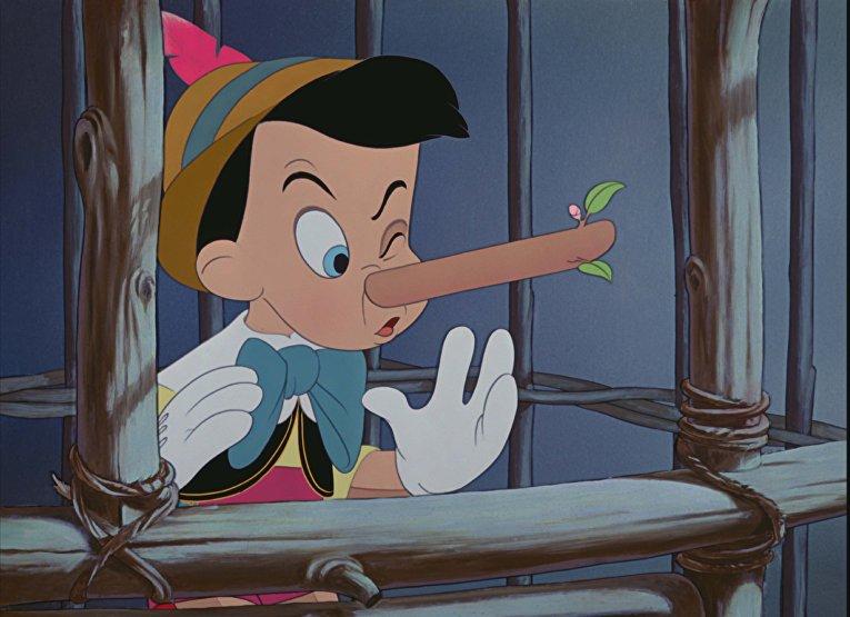 Кадр из фильма «Пиноккио»