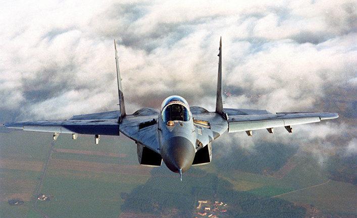 МиГ-29 Fulcrum