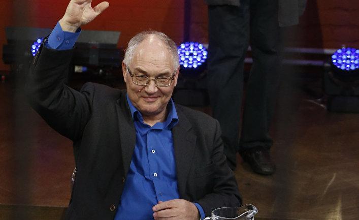 Директор «Левада-центра» Лев Гудков