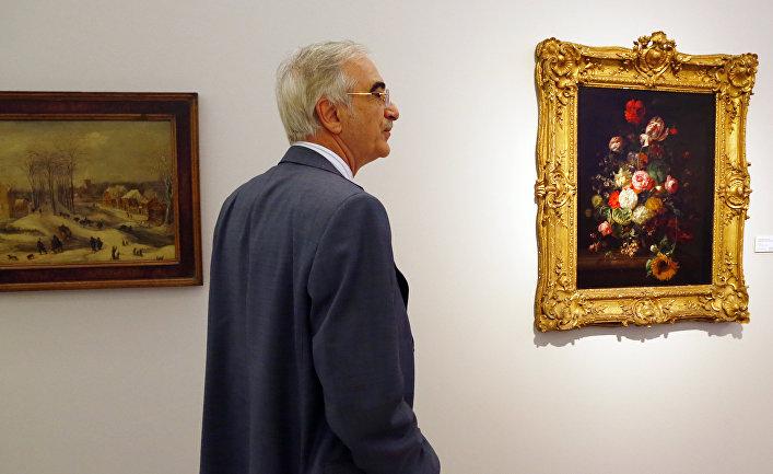 Чрезвычайный и Полномочный посол Азербайджанской Республики в РФ Полад Бюльбюль-оглы