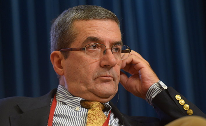 Политолог, профессор Срджан Трифкович
