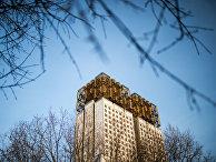 Здание президиума РАН