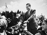 37-ой президент США Ричард Никсон
