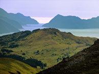 Горы на Аляске, США