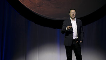 Основатель SpaceХ Илон Маск