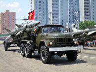 Парад, Северная Корея