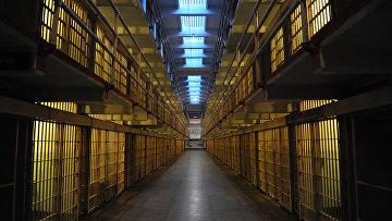 Тюрьма Алькатрас в Калифорнии