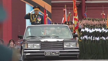 Парад Победы: военные новинки