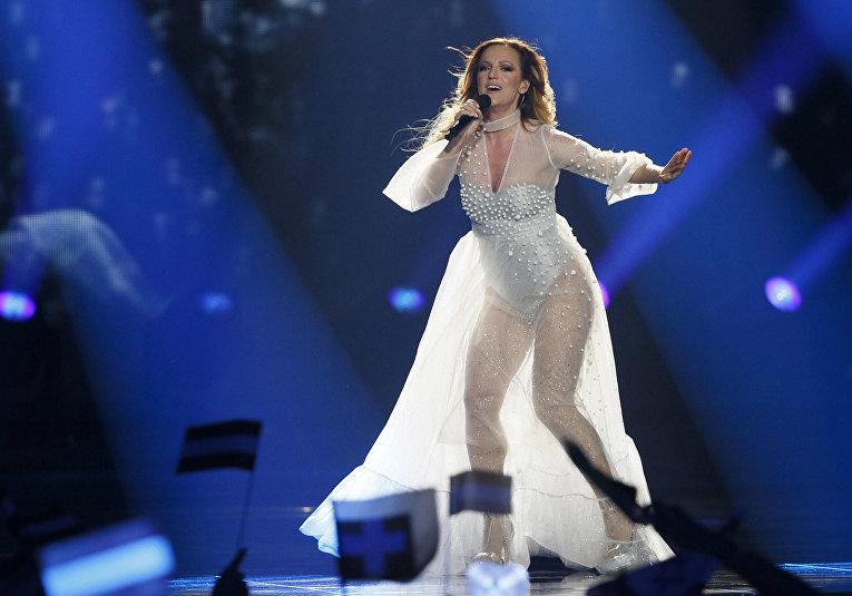 Сербию представляла Тияна Богичевич с песней «In Too Deep»