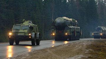 Эшелонированная система охраны ракетного комплекса «Тополь-М»