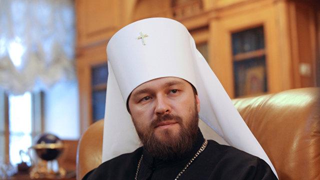 Москва: митрополит Иларион выступает за вакцинацию (La Croix, Франция)