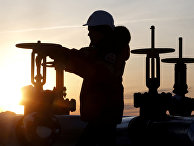 Работник нефтяного месторождения в России