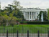 Белый дом, Вашингтон, США