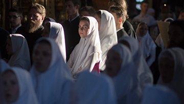 Праздник Святых Жён-Мироносиц