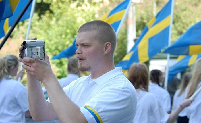 Национальный день Швеции в Стокгольме