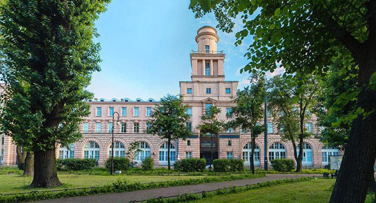 Главное здание Университета ИТМО