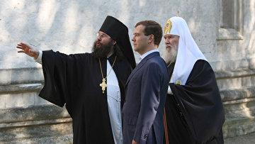 Наместник Воскресенского Ново-Иерусалимского ставропигиального мужского монастыря игумен Феофилакт