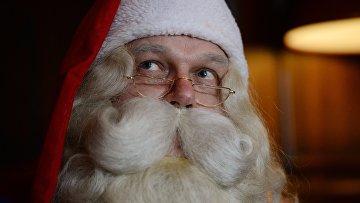 Финский Санта-Клаус Йоулупукки посетил Екатеринбург