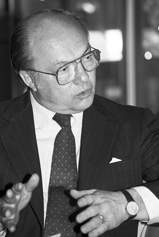 Посол США в СССР Джек Мэтлок