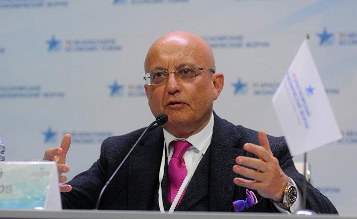 Сергей Караганов, российский политолог, декан факультета мировой экономики и мировой политики НИУ ВШЭ