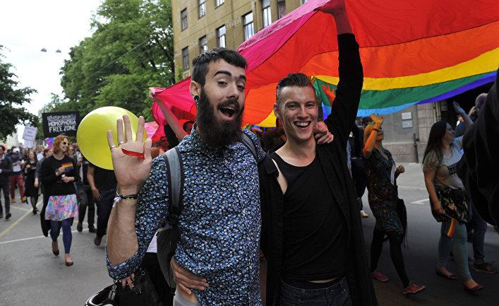 Гомосексуалисты умирают раньше