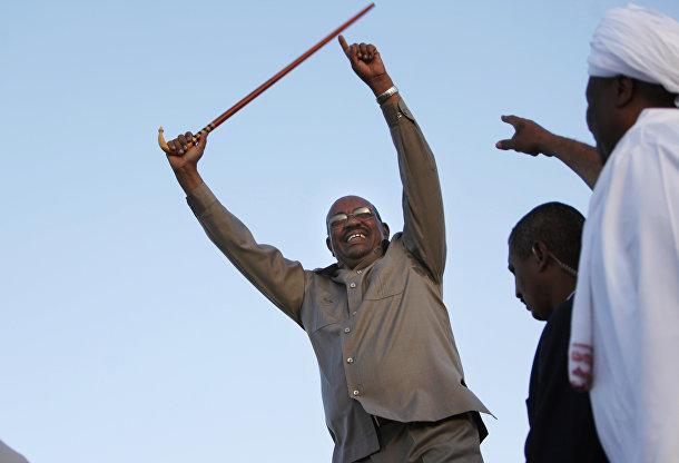 Президент Судана Омар Хасан Ахмед аль-Башир