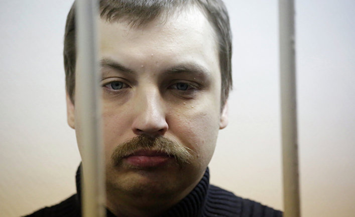 Оглашение приговора Михаилу Косенко