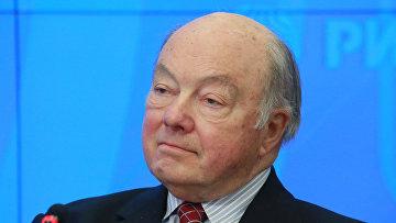 Чрезвычайный и Полномочный Посол США в СССР Джек Мэтлок