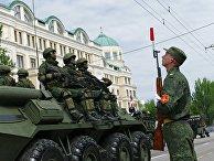 Празднование Дня победы в ДНР