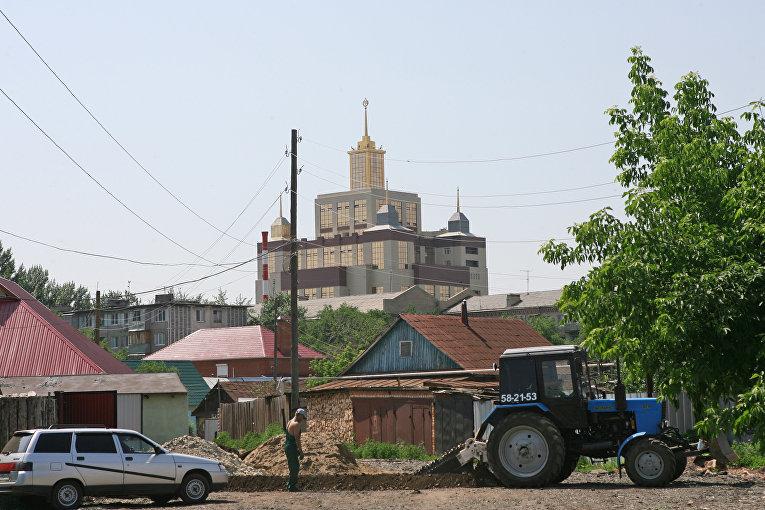 Улица Маломельничная, город Оренбург