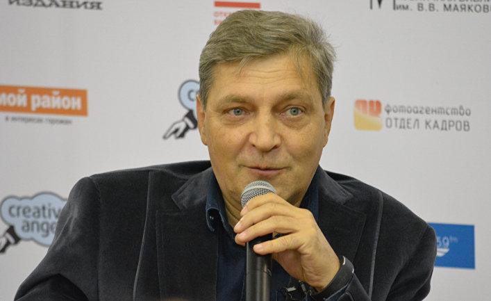 Александр Невзоров на дебатах