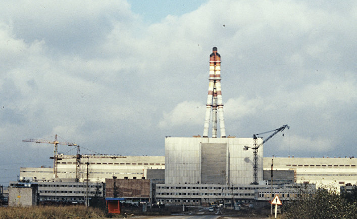 Игналинская атомная электростанция