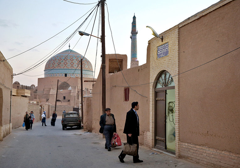 Исторический город Йезд, Иран