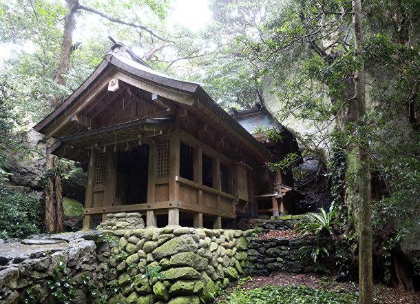 Окиносима, Япония