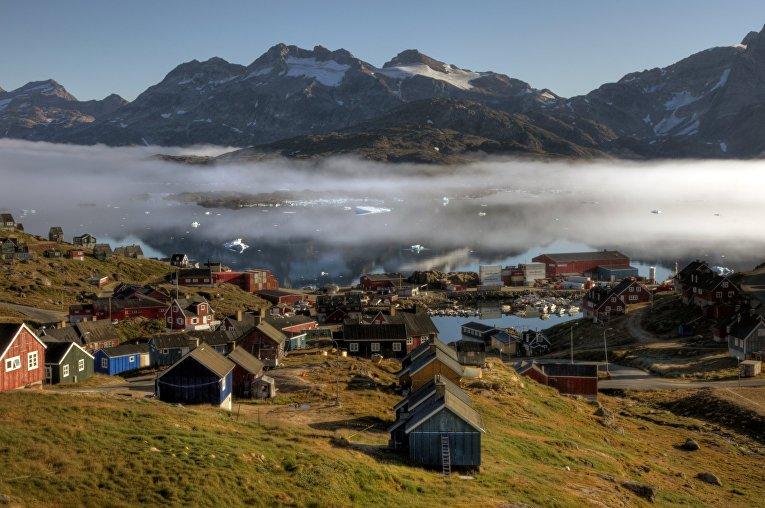 Норвежские и инуитские сельскохозяйственные земли, Гренландия
