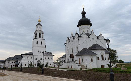 Города России. Свияжск